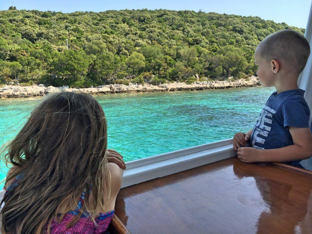 Happy times in Croatia