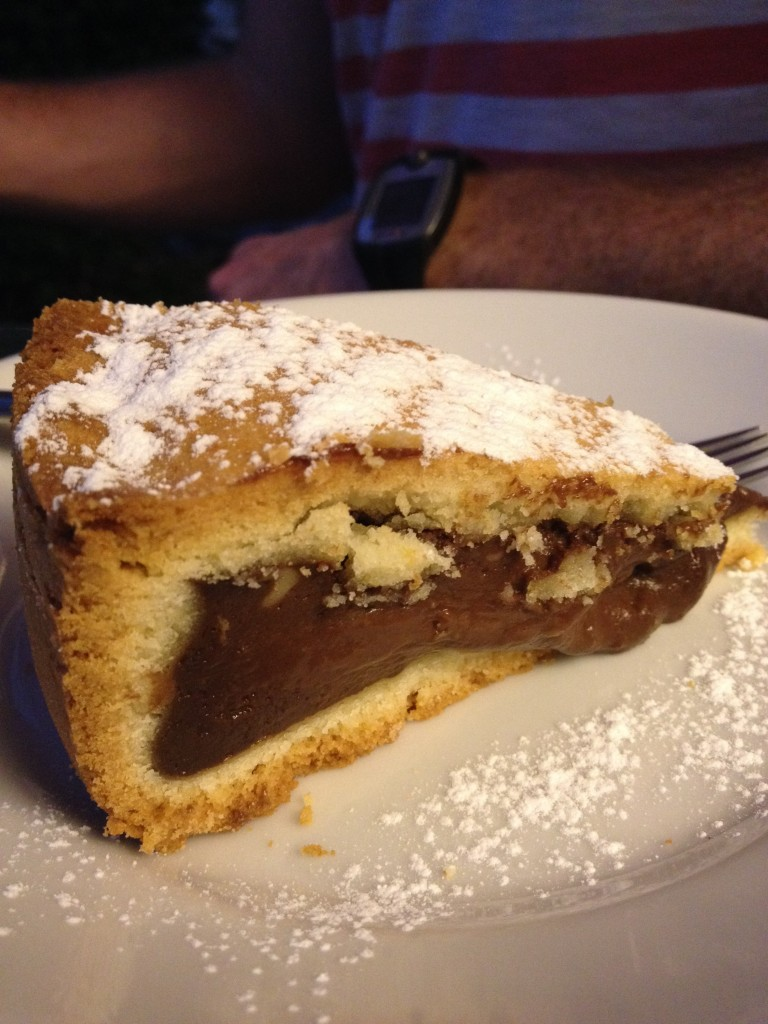 Nonna's ciocolata torte aka Mike's heart attack on a plate dessert (was sooo good)