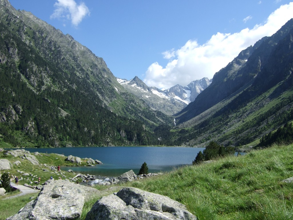 Beautiful Lac du Gabe