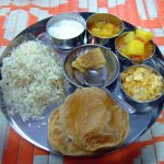 Our Rajisthani thali