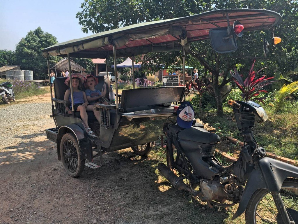 Our tuktuk ride