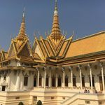 The Silver Pagoda in Phnom Penh