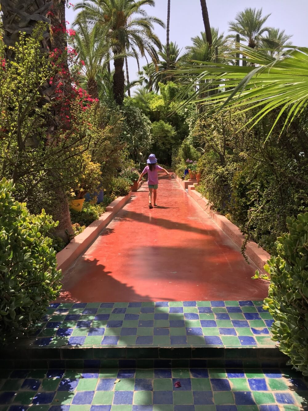 Jardin Marjorelle is one of the best things to do in Marrakesh