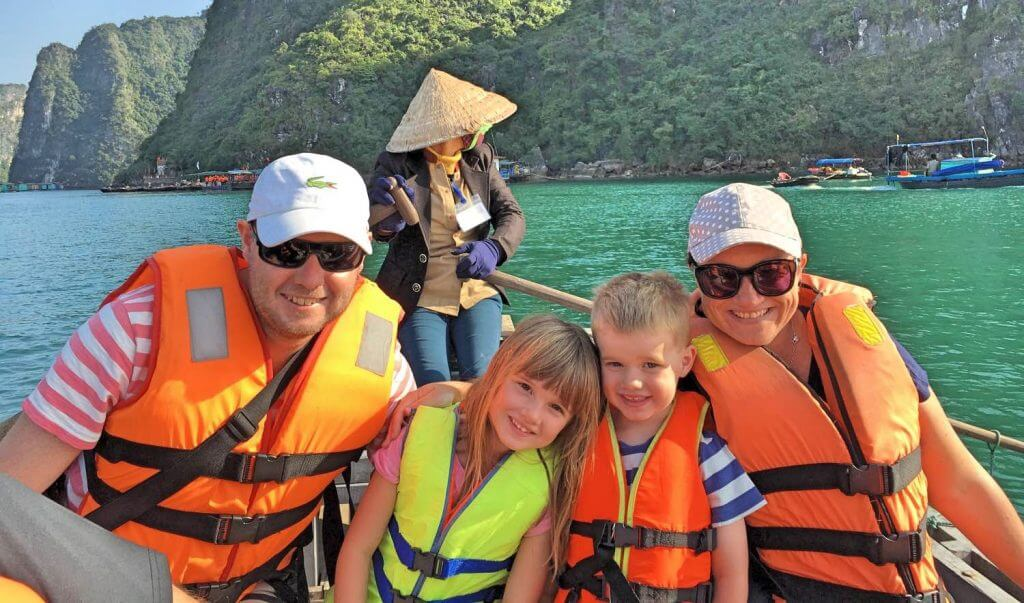 Our overseas adventures - family travel with kids