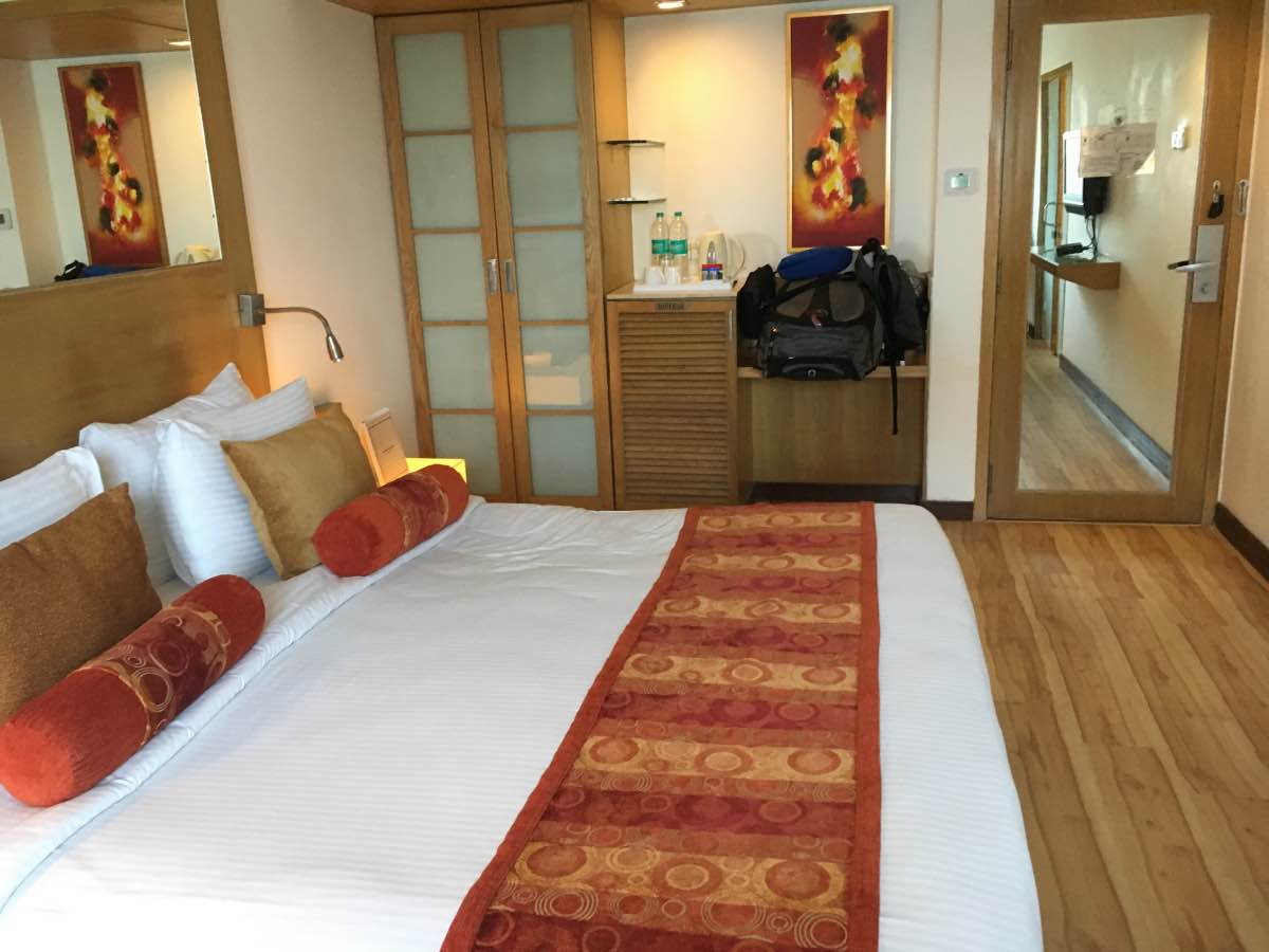 Best place to stay in Chennai The Pride Hotel