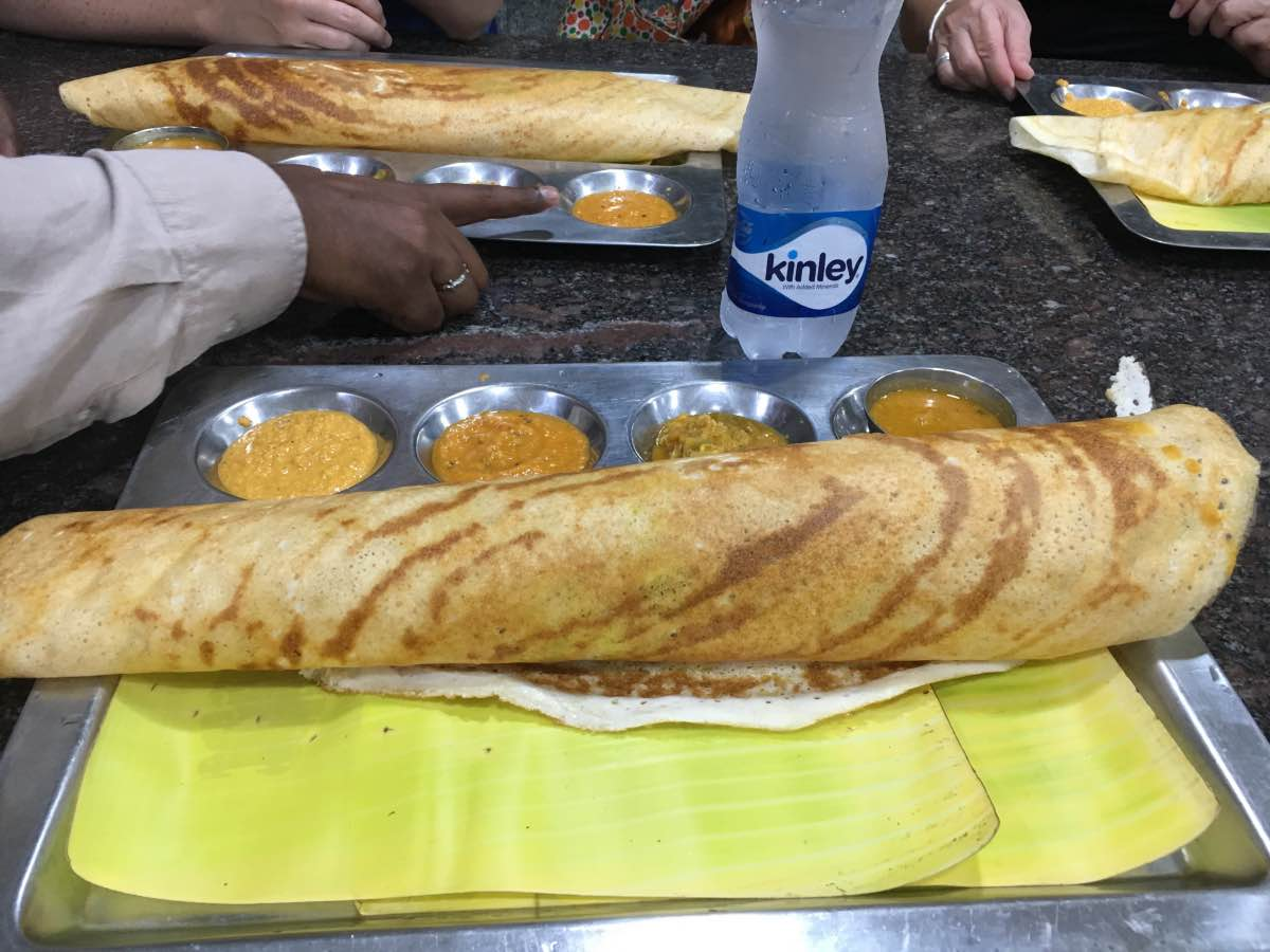 The best Masala Dosa in Chennai