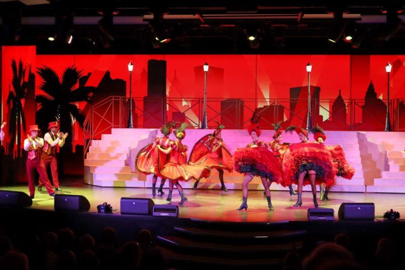Book MSC Cruise online to experience fabulous entertainment