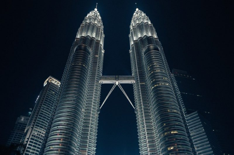 Enjoy a view like this from Traders Hotel Kuala Lumpur