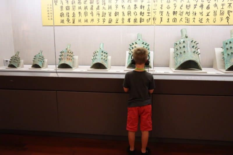 What to do in taipei for 3 days - definitely visit the National Palace Museum