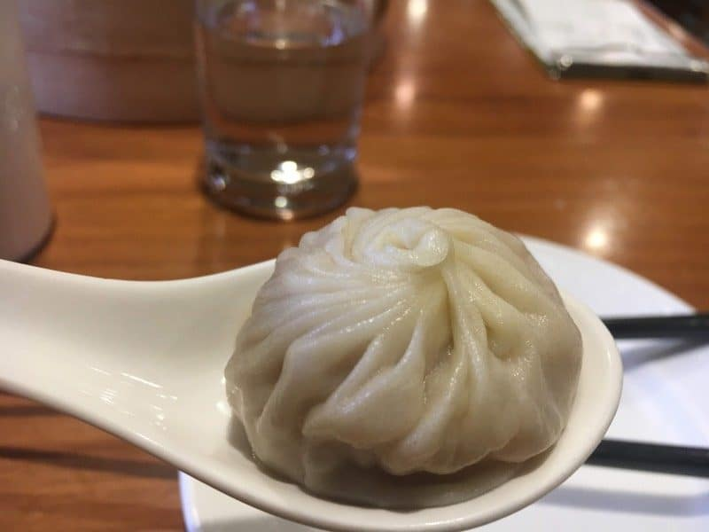 Din Tai Fung is one of the best places to visit in Taiwan