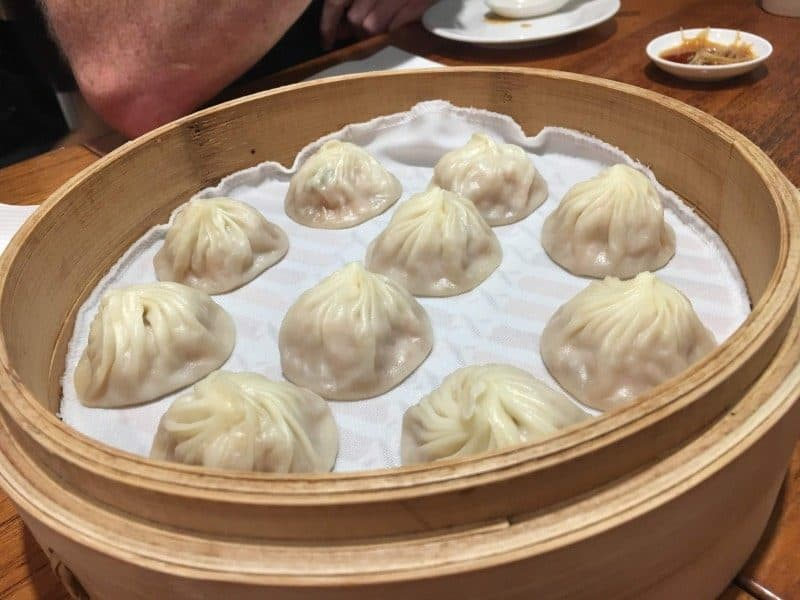 A trip to Din Tai Fung should be high on your list of what to do in Taiwan