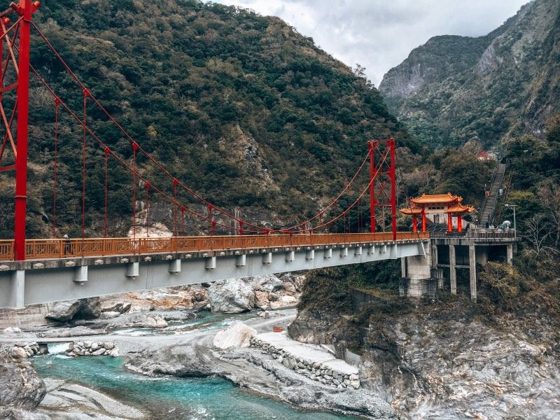 Taiwan sightseeing isn't complete without visiting Taroko National Park